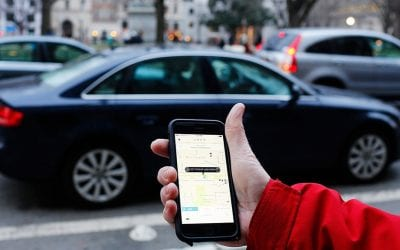 Uber Gives Service to Senior Living