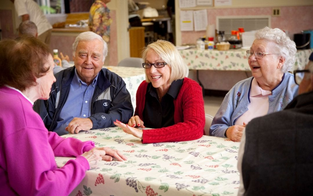 Seniors Socialize: Loneliness Is Detrimental To Physical and Mental Health