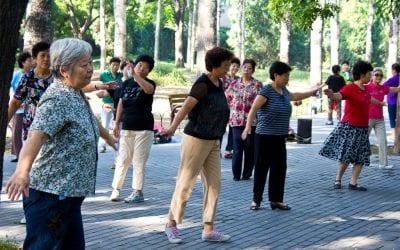 Keeping Seniors Active – No Sedentary Lifestyle