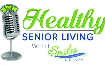 Healthy Senior Living with Smiles by Delivery