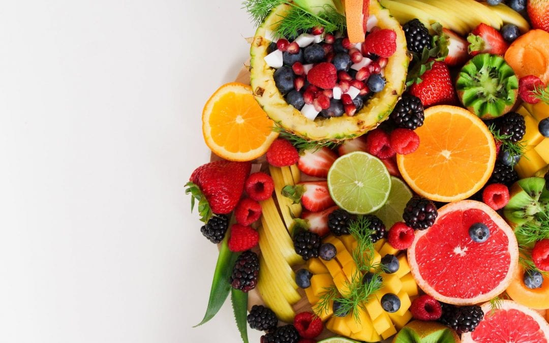 Nutrition & Eat Well –Eat Your Vegetables & Fruits