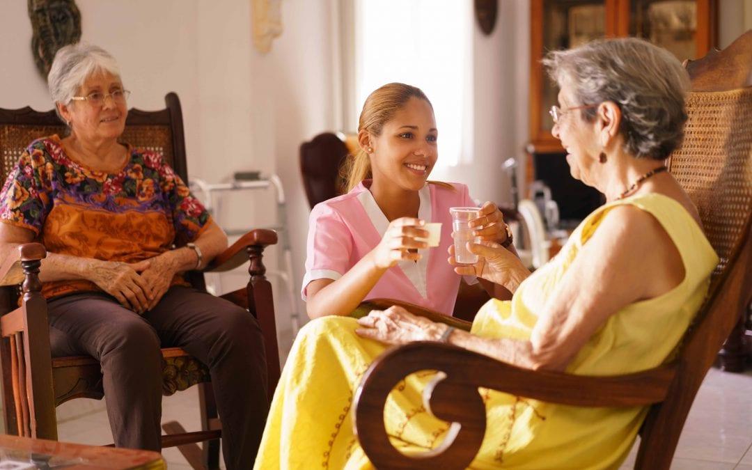 New Found Home : Senior Living Community