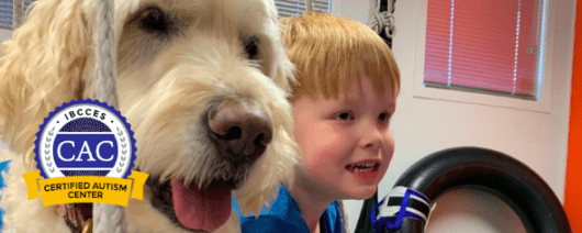 Pawsitive Friendships Becomes Certified Autism Center™